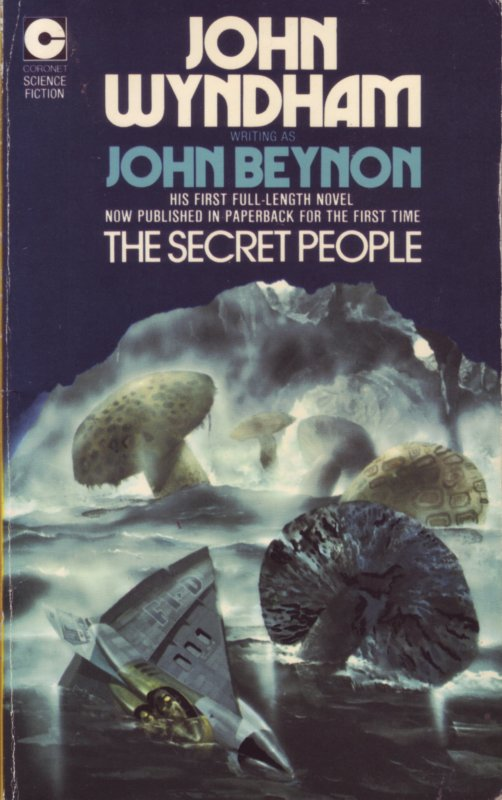 John Wyndham: The Secret People