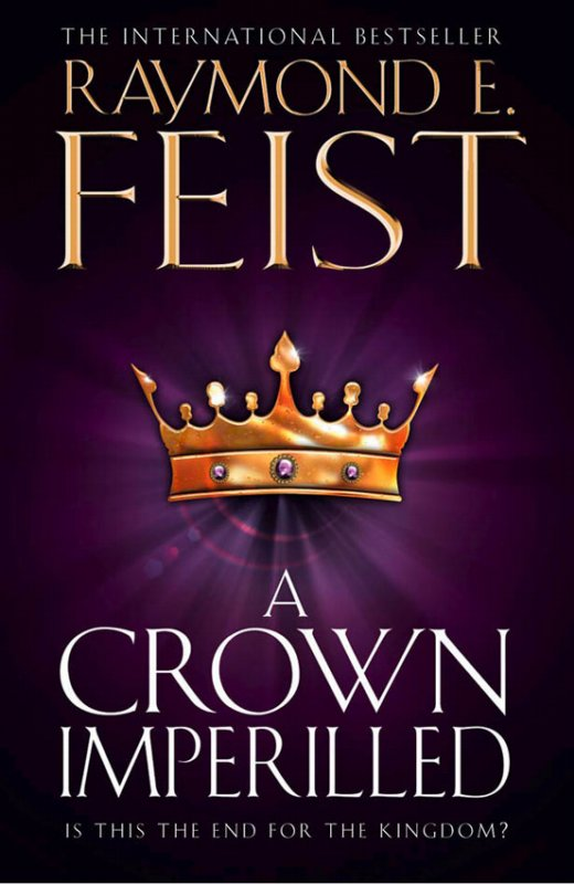 A Crown Imperiled (Raymond E. Feist)