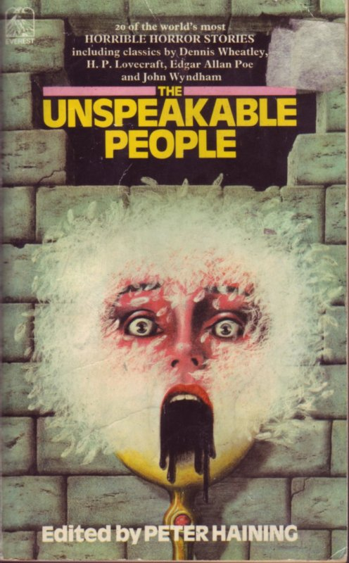 The Unspeakable People